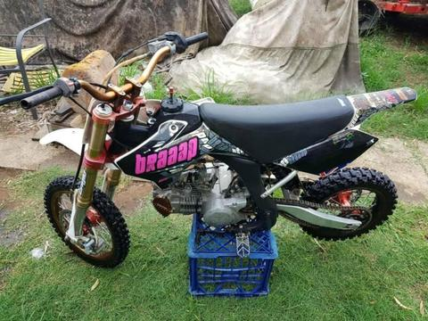 Pit Bike Project