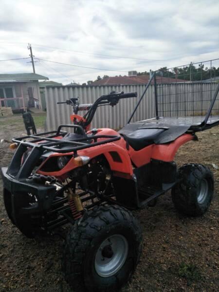 Farm quad 250cc