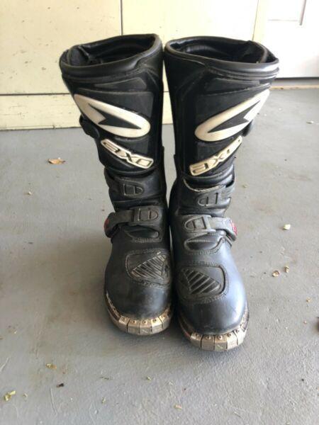 Kid Motor bike Boots