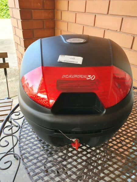 Kappa 30L scooter top box