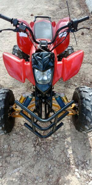 2015 Kinroad 250cc atv