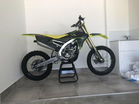 2014 yz250f VERY CLEAN