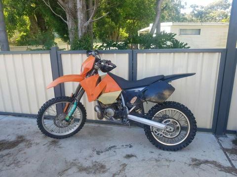 KTM 200 EXC 01