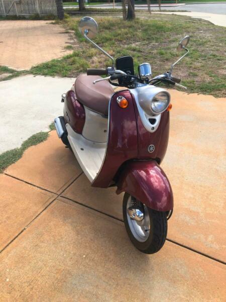 Yamaha Vino moped scooter 50cc Perth