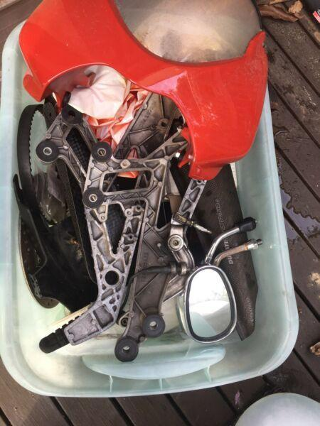 Ducati parts and other spares