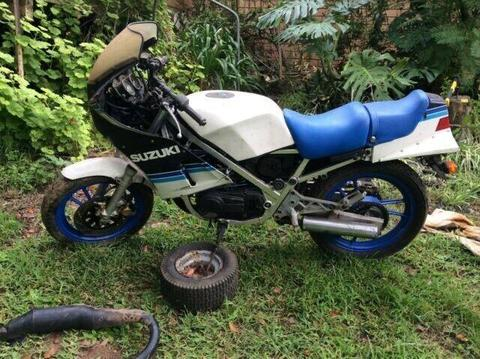 Wanted: Old Crappy 250cc shed find bike wanted