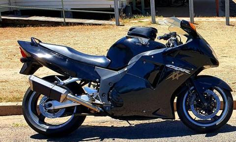 2007 Cbr 1100 xx Blackbird